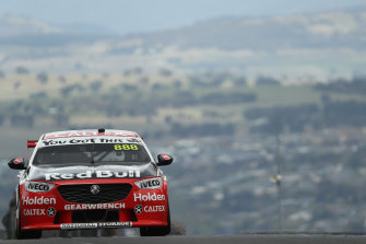 Holden's future within the Supercars championship is 'unresolved'.