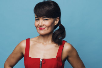 "Yumi Stynes hosts conversations that are ""by women and for women""."