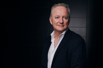 Hugh Marks received a generous package upon leaving Nine as CEO.