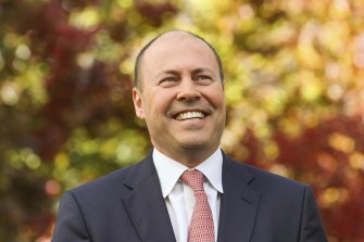 Treasurer Josh Frydenberg is a natural optimist, says one economist.