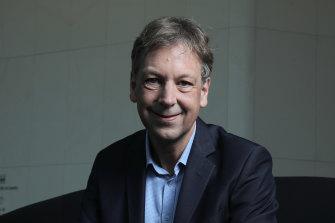 Rio Tinto CEO Jakob Stausholm.