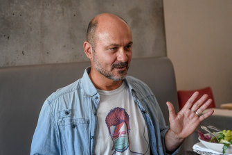 Actor Steve Bastoni has launched three film festivals around the country.