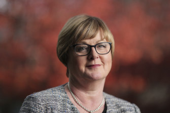 NDIS Minister Linda Reynolds wants to crack down on dodgy providers.
