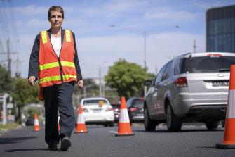 Roads Minister Jaala Pulford