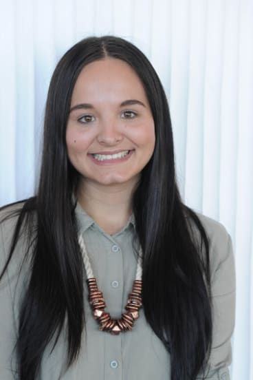 Marley Tinnock works in PR forthe United Nations.