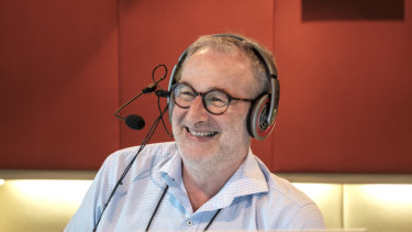 After 23 years, Jon Faine's final broadcast was on Friday.