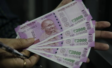 Police say at least one rat slipped through a hole in the back of an ATM in north-east India and ate almost $24,000 in rupee notes.
