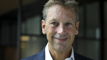 Jakob Stausholm is the new chief executive of Rio Tinto.
