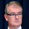 Michael Daley says he won't contest the ballot to lead NSW Labor
