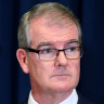'I don't want to be a distraction': Michael Daley stands aside as NSW Labor leader
