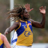 'I still think I can jump': No fears as Nic Naitanui prepares to fly again