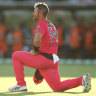 Will Australia's players take a knee? T20 side united with Windies on action