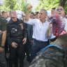 Moldovan president suspended, snap election called as crisis deepens