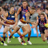 Lions star Neale calmer for Dockers clash