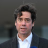 Pause button could be pressed ahead of Melbourne return: McLachlan