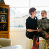 A hospital at home would help us all. It certainly helped my dying husband
