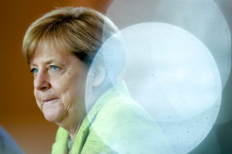 Angela Merkel will step down after nearly 16 years as Chancellor.