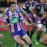 Finals-bound Warriors continue Newcastle's terrible trans-Tasman run