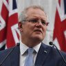 Morrison wants power to declare national emergencies in disasters