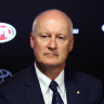 AFL chairman: 18 clubs will survive, but game will be changed