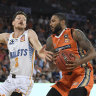 Taipans climb NBL ladder with tense win over Bullets