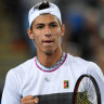 Alexei Popyrin will face in the French Open first round on Sunday.