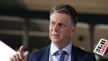 Transport Minister Andrew Constance said the road safety reform was above party politics.