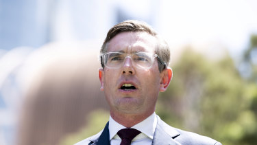 NSW Treasurer Dominic Perrottet says the government will sell its remaining stake in WestConnex.