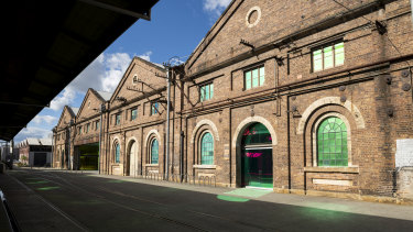 Carriageworks: soon to reopen its doors.