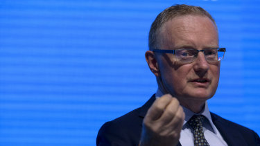 Reserve Bank governor Phil Lowe gave an unusually sombre speech during the week.