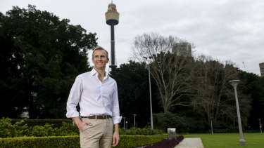 Minister for Planning and Open Spaces Rob Stokes says the COVID-19 crisis provides an opportunity to experiment with new forms of public space.