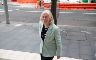 Journalist Anne Davies was the last witness in the long-running trial of  Ian Macdonald, Eddie and Moses Obeid.