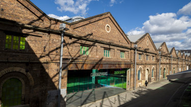 Carriageworks was forced to into voluntary administration due to the coronavirus lockdown.