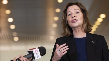 ACTU president Michele O'Neil has rejected employer calls for a wage freeze.