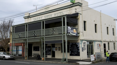 NSW Liquor and Gaming says the Garry Owen Hotel in Rozelle is the worst pub for COVID-19 breaches it has seen so far.