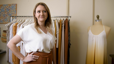 Designer Julie Shaw hopes winning the inaugural National Indigenous Fashion Awards will take Aboriginal fashion to a wider audience.