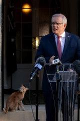 Prime Minister Scott Morrison on Friday