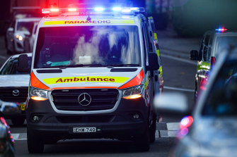 Paramedics are stepping up their pay dispute with the state government.