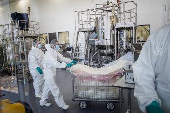Advanced manufacturing requires high level STEM skills.