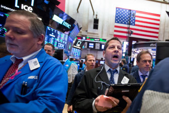 Sharemarkets dived during a similar stand-off in 2011 between the Republicans and Democrats during the Obama administration.