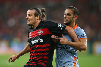 Alex Meier's short, unfruitful stint in the A-League appears to be over.