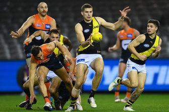 Callum Coleman-Jones is set to join North Melbourne