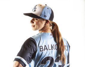 Rachel Balkovec was the New York Yankees' first-ever female hitting coach.