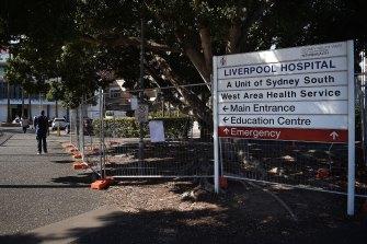 "A ""mystery"" case identified in NSW last week attended Liverpool Hospital."
