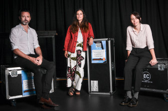 Paul Dempsey (of Something For Kate), Missy Higgins and Sophie Payten (aka Gordi) are among the musicians performing around Victoria over the next fortnight as part of the Sounds Better Together concert series.