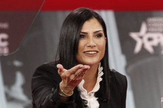 Dana Loesch, spokeswoman for the National Rifle Association.