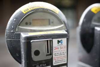 Slavko Kalic used parking meters as his own private money boxes.