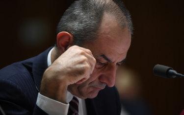 Home Affairs secretary Michael Pezzullo wrote to Labor's Shayne Neumann.