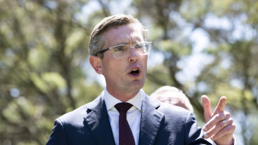 NSW Treasurer Dominic Perrottet faces criticism over his handling of icare.