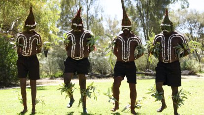 'They are everything': Objects of Australia's Dreamtime find their way home from Manchester